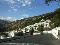 Los pueblos blancos de la Sierra Nevada
